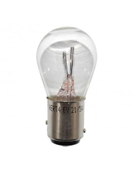 LAMPADA A PALLA 6V 21W