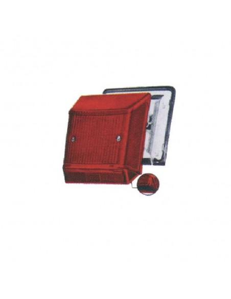 FANALE POSTERIORE VESPA PK XL 125 PK 50 XL PLURIMATIC RUSH COD BOSATTA P230 (02)